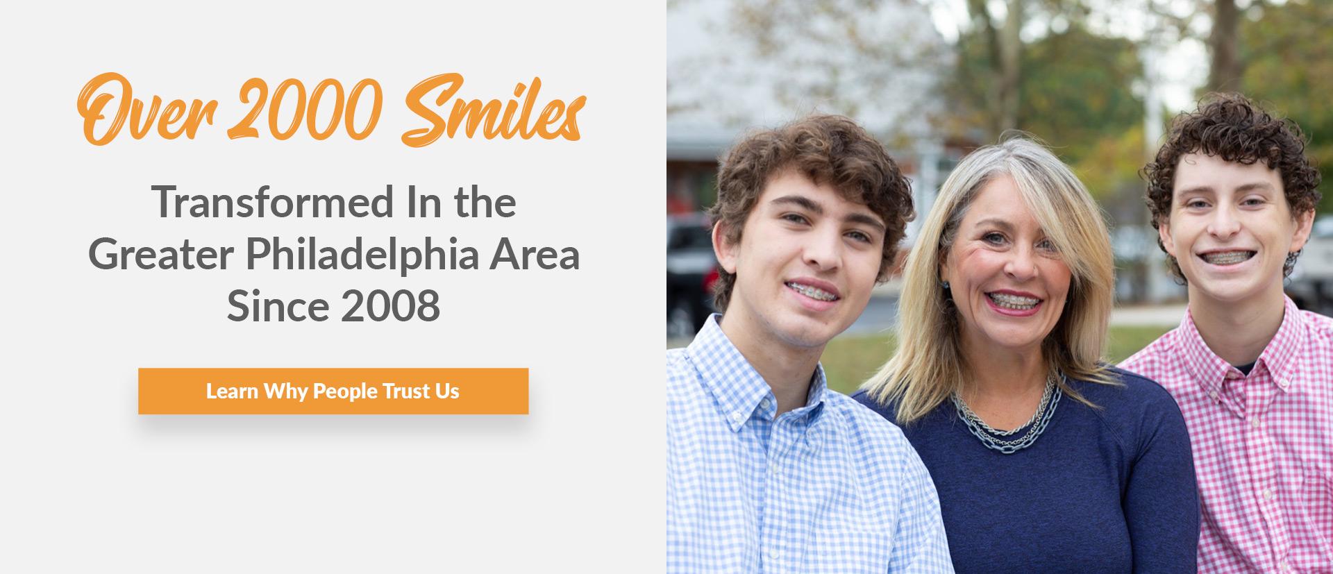 learn why people trust tamburrino family orthodontics