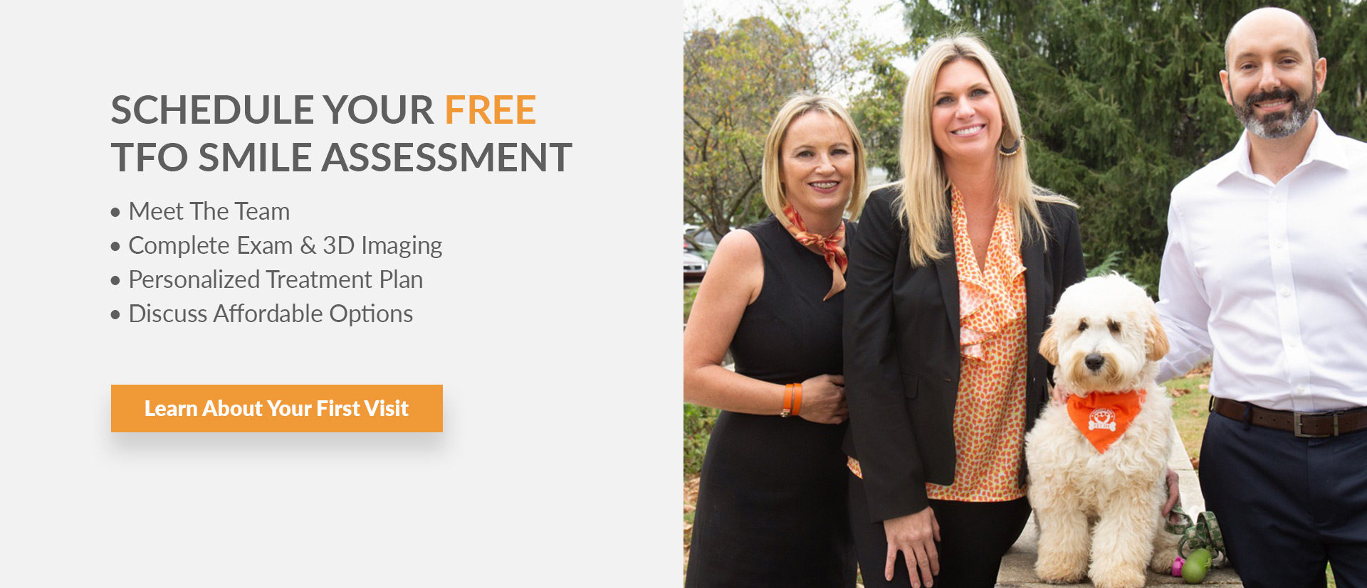 schedule your free assessment